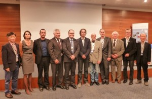 LUCI new president and executive committee