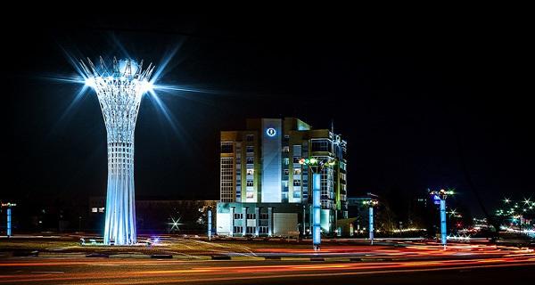 New LUCI member: Ust Kamenogorsk, Kazakhstan