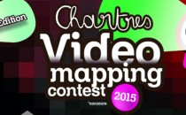 Video-mapping contest for the Chartres Light Festival
