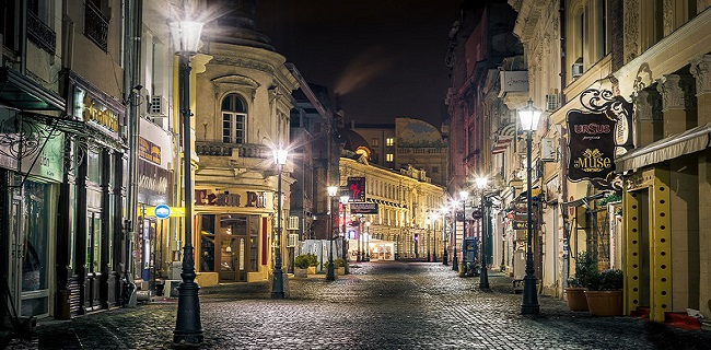 Bucharest gets ready for LUCI City under Microscope