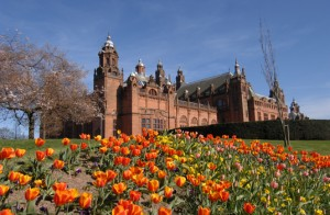 Glasgow  Kelvingrove Art Gallery 1