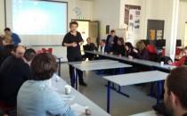 Seminar on urban lighting brings together Lyon and Montreal