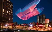 Public artwork competition for Montreal's Quartier des Spectacles