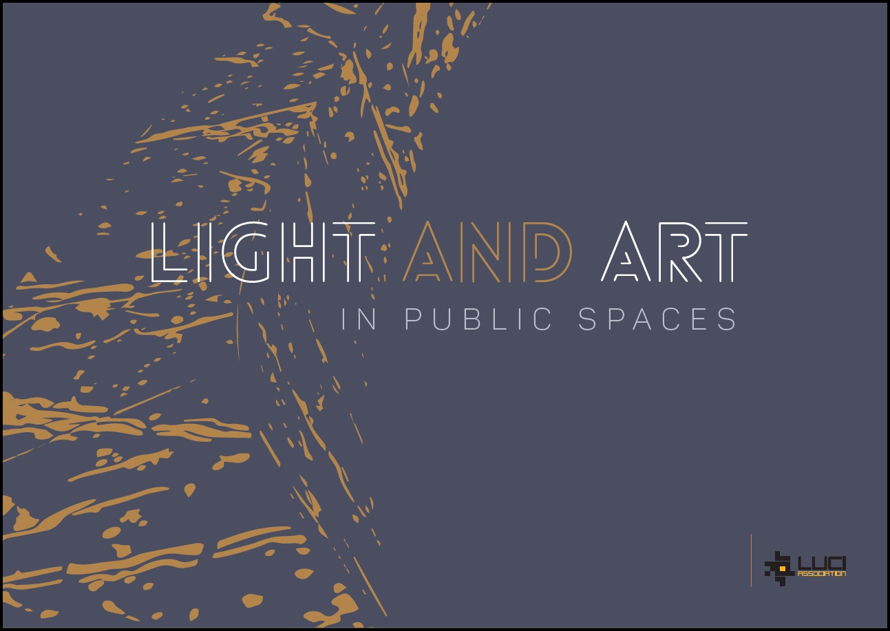 cover LUCI book Light & Art in Public Spaces