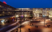 Smart lighting for Amsterdam's Hoekenrodeplein square