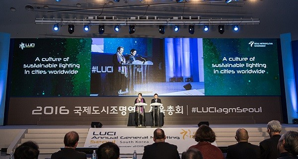 LUCI: Seoul Declaration – changing cities with light