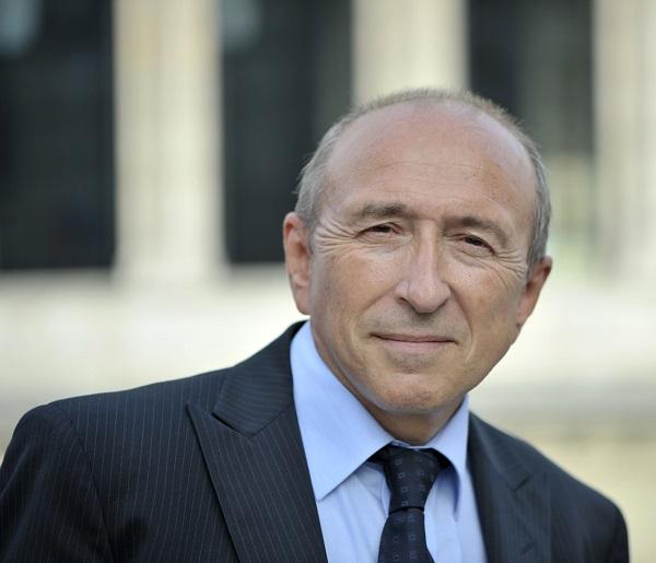 Gerard Collomb Maire de Lyon lr