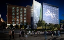 Montreal's Quartier des Spectacles call for video projection projects