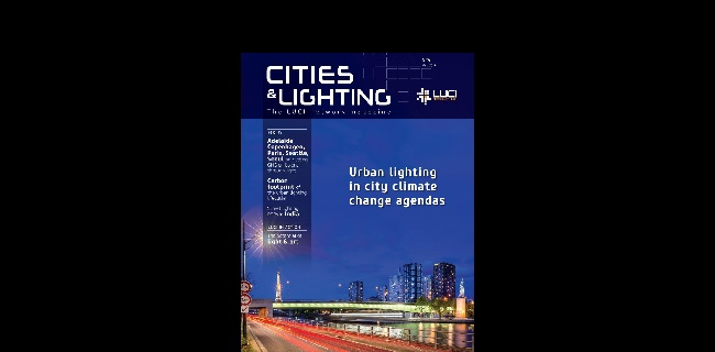 The fifth edition of Cities & Lighting magazine is out!