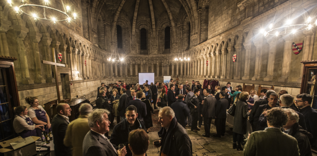 2017 AGM takes place in Durham – celebrating 15 years of city networking