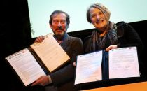 LUCI and London School of Economics sign MoU