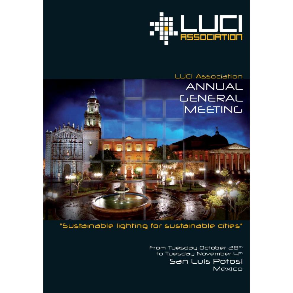 LUCI AGM San Luis Potosi