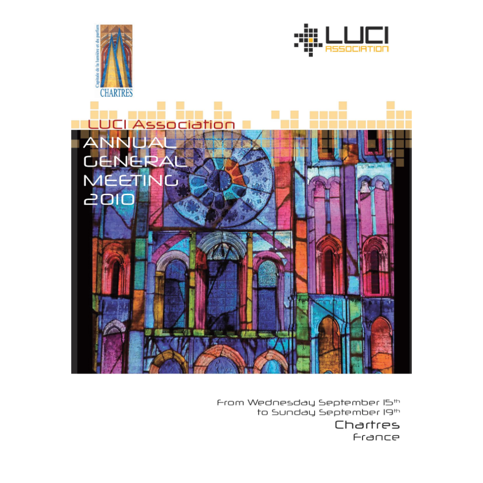 LUCI AGM Chartres