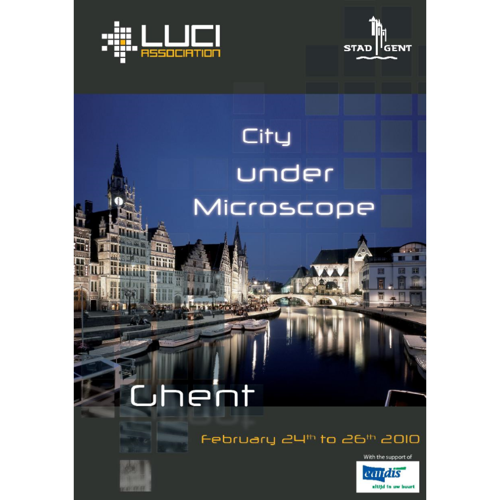 LUCI CM Ghent