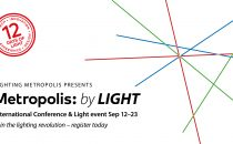 Metropolis: by Light conference and light event this autumn