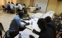 Training session on public lighting management for West African cities