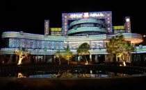 Light of Ramallah –  new light show for city hall