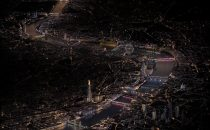 London's Illuminated River project underway