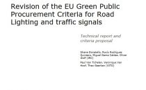 Road lighting procurement: new EU guidelines out