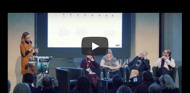 Watch Lyon Light Festival Forum 2018 panel discussions on new forms of creative lighting
