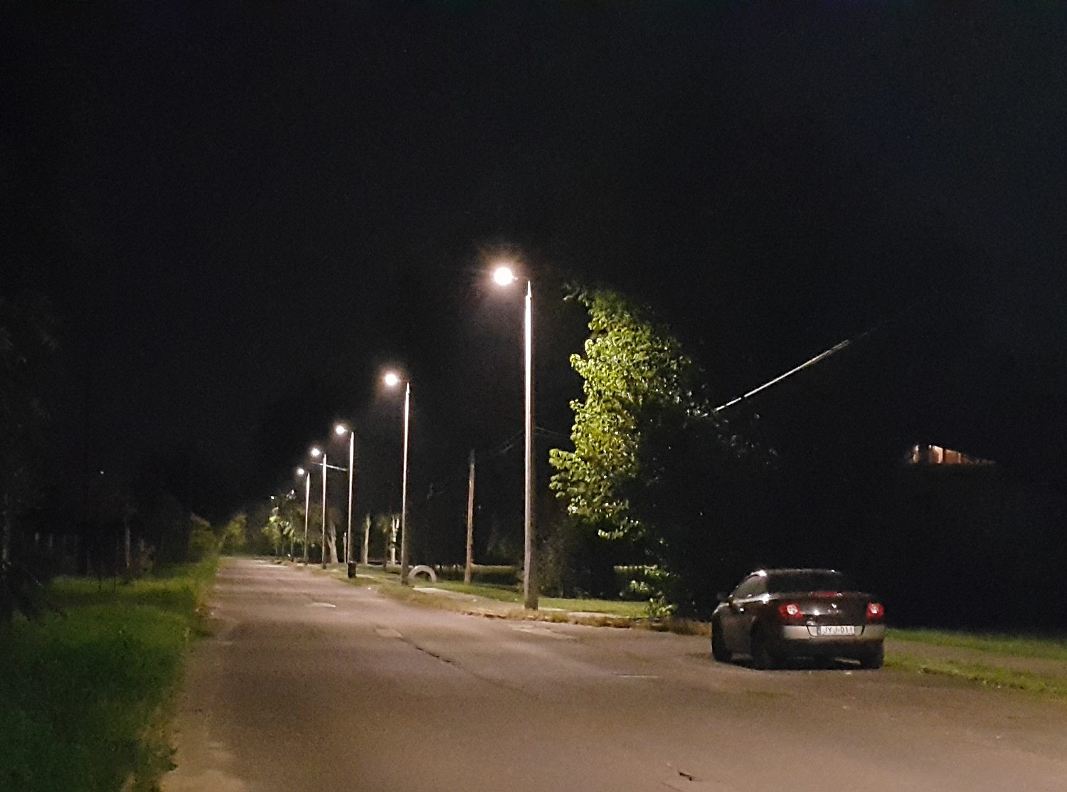 Budapest completes first phase of LED street light replacement - LUCI Association
