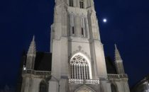 New lighting for Sint-Baafs Cathedral in Ghent