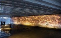 Amsterdam: exploring creative illumination for underpasses