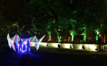 Tallinn call for lighting designers – Bastion Zone parks lighting