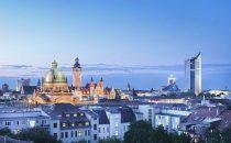 Back on site: Leipzig