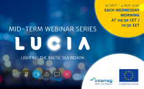 Lighting the Baltic Sea Region – Lucia project mid-term webinar series