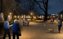 Award for Stavanger new light plan