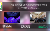 Lyon Light Festival Forum 2020 – A celebration of creative light for unprecedented times