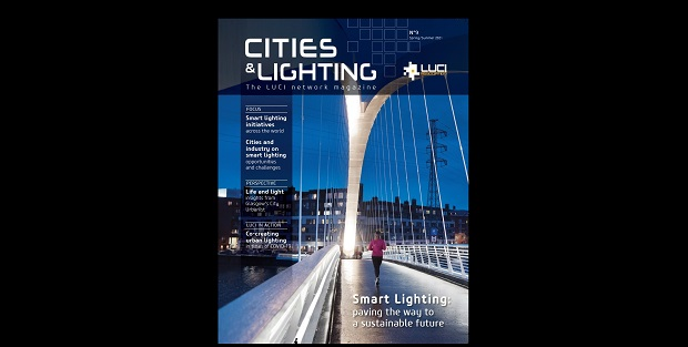 Hot off the press: new issue of Cities & Lighting n°9 on smart lighting