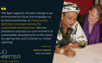 Happy Anniversary LUCI Charter: over 11 years of promoting sustainability in urban lighting